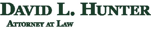 David L. Hunter Attorney At Law